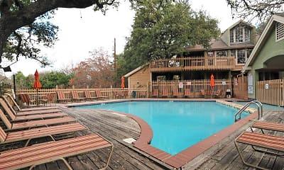 Pool, Barton's Mill, 0