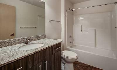 Bathroom, Anthem Luxury Living, 2
