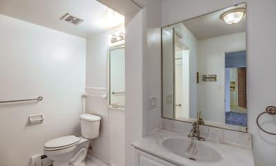 Bathroom, Serenity Manor, 2