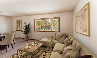 Living Room, Chester Estates, 0