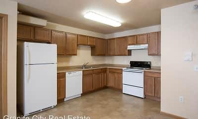 Kitchen, Terrace Hill, 0