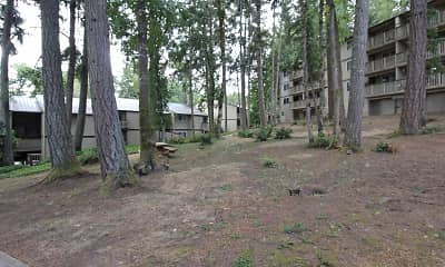 Building, Forest Village, 2