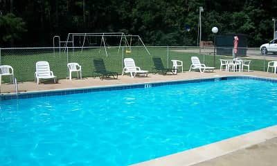 Pool, Pine Tree Village, 0