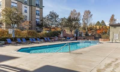 Pool, Summit at Flatirons Apartment Homes, 0