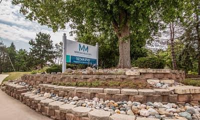 Community Signage, Meridian Meadows, 2