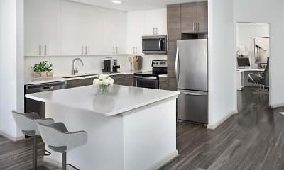 Kitchen, Camden Potomac Yard, 1