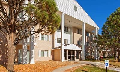 Building, Carrington Court Apartments, 0