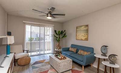 Living Room, Fairways on Thunderbird, 1