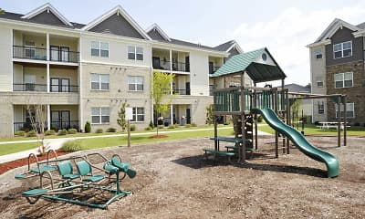 Playground, Palisades of Jacksonville Apartments, 2