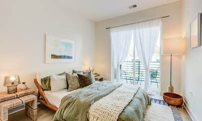 Bedroom, Centro Arlington, 2