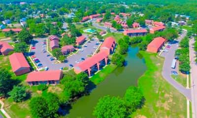 View, Sherwood Village Apartment Homes, 2