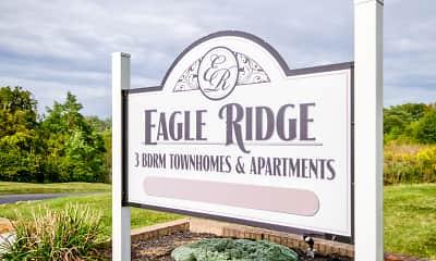 Community Signage, Eagle Ridge Townhomes & Apartments, 2
