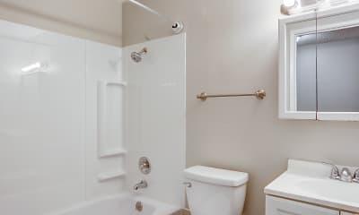 Bathroom, Maywood Terrace, 2
