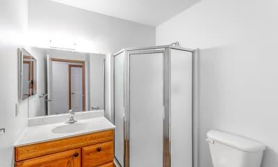 Bathroom, South Glen Village, 2