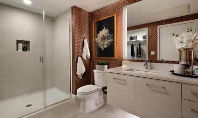 Bathroom, Savoy, 2