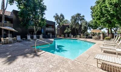 Pool, La Estancia, 0
