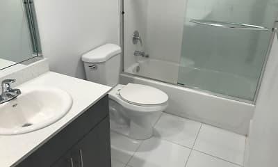 Bathroom, Cherry Grove Village, 1
