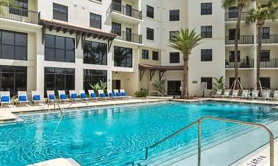Pool, 2 Bayshore, 0