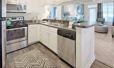 Kitchen, The Residences at Wakefield, 1