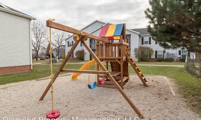 Playground, Jackson Farm Apartments, 1