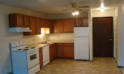 Kitchen, Northwood Apartments, 0