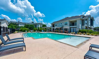 Pool, Shadow Ridge Apartment Homes, 1