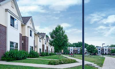 Building, Ames Lake Neighborhood Apartments, 1