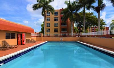 Pool, International Club Apartments, 0