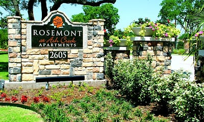 Community Signage, Rosemont at Ash Creek, 0