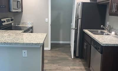 Kitchen, The Park on Riley, 2