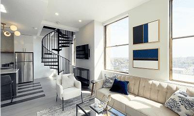 Living Room, The Kahn, 0