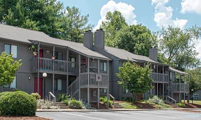 Building, Deer Run Apartments, 0