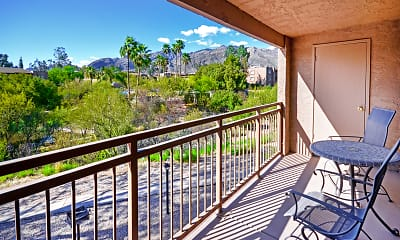 Patio / Deck, Sunrise Ridge, 1