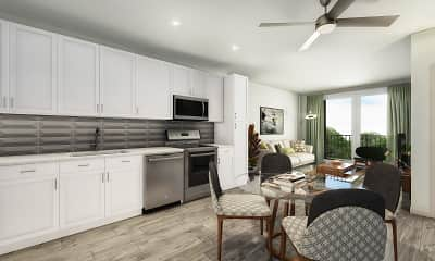 Kitchen, Artistry at Winterfield, 0