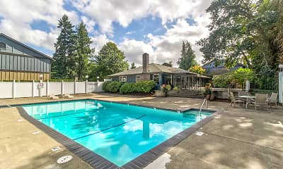 Pool, Miramonte Apartments, 0