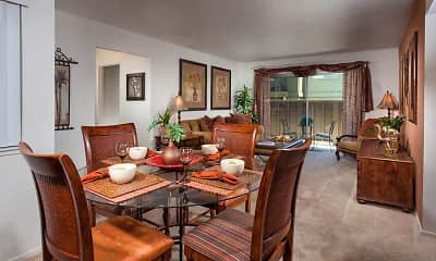 Dining Room, Antelope Ridge, 1