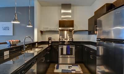 Kitchen, The Mosaic, 1