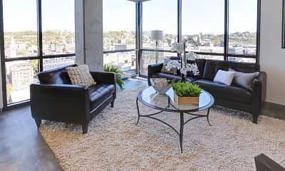 Living Room, 1010 on the Rhine, 1