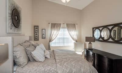 Bedroom, Lake Crossing Apartments, 2