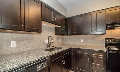 Kitchen, Verano Oaks, 1