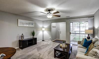 Living Room, Wyncroft Hill, 2