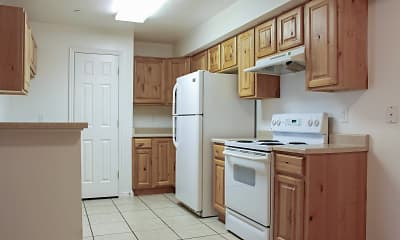 Kitchen, Autumn Hills Apartments, 1