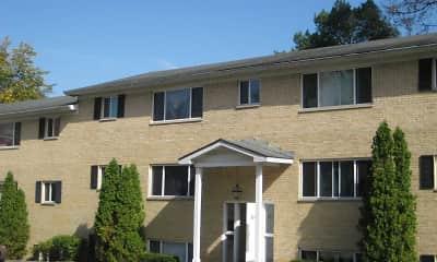 Building, Woodington Management, 1