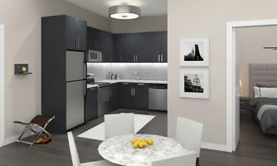 Dining Room, 6300 City Avenue, 1