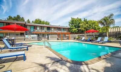 Pool, Woodland Village, 0