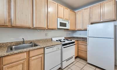 Kitchen, 1509 Hinman, 1