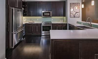 Kitchen, The Star Apartments, 1