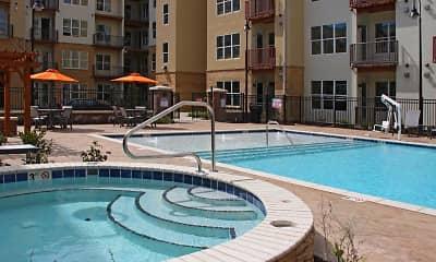 Pool, 1400 Main Street, 0