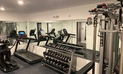 Fitness Weight Room, 215 Ridge at Bound Brook, 2
