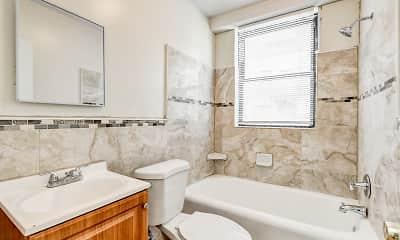 Bathroom, The Waylin Manor, 2
